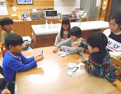 清仁保育園 学童「森の舎クラブ」(京都府城陽市)の様子