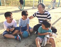 清仁保育園 学童「森の舎クラブ」(京都府城陽市)先輩からの一言