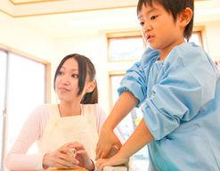 幼保連携型認定こども園子音つばさこども園(大阪府堺市北区)の様子