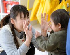 篠崎ちとせ保育園(東京都江戸川区)の様子
