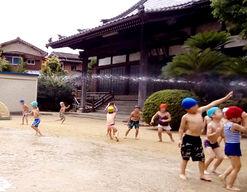 花園保育園(福岡県北九州市小倉南区)の様子
