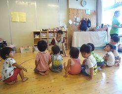 ちどり子ども園(宮崎県宮崎市)の様子