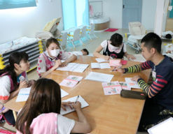 児童発達支援元気キッズ志木教室(埼玉県志木市)の様子
