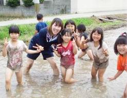 こうみょうの丘(福岡県福津市)の様子