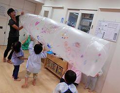 ピノキオ幼児舎 和田保育園(東京都杉並区)の様子