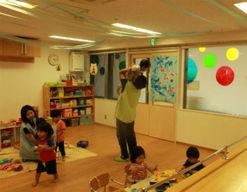 ピノキオ幼児舎 関町園(東京都練馬区)の様子