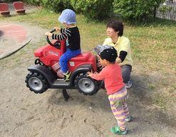 らいおんハート行徳駅前保育園(千葉県市川市)の様子