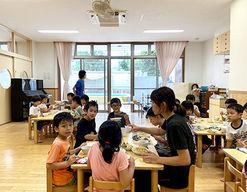 羽村たつの子保育園(東京都羽村市)の様子