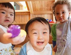 ピノキオ幼児舎下丸子園(東京都大田区)の様子