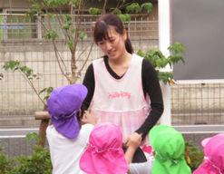 西川口クマさん保育所(埼玉県川口市)先輩からの一言