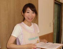 うれしい保育園玉造(大阪府大阪市中央区)先輩からの一言