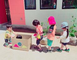 とみよ保育園HAKOZAKI(福岡県福岡市東区)の様子