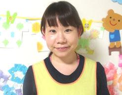 アミー保育園 三ツ沢園(神奈川県横浜市)先輩からの一言