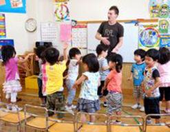NPO法人CIC英語幼児園(福岡県北九州市若松区)の様子