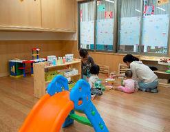 スペースかすがのみち保育ルーム(兵庫県神戸市中央区)の様子