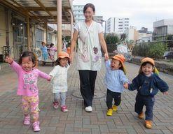 陽だまり保育園(東京都江東区)の様子