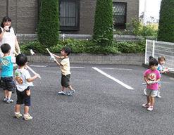 パンダ保育園(埼玉県さいたま市北区)の様子