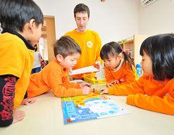 ディスカバリーインターナショナルスクール(愛知県長久手市)の様子