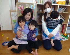 金沢文庫病院保育室(神奈川県横浜市金沢区)の様子