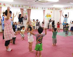 こざくら保育室(神奈川県大和市)の様子