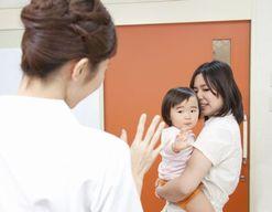 三愛記念病院保育室(千葉県千葉市中央区)の様子