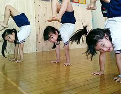 星鈴幼稚学舎(兵庫県明石市)の様子