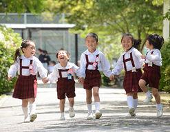 認定こども園 聖母被昇天学院幼稚園(大阪府箕面市)の様子