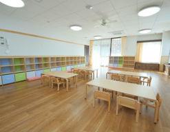 萩山まるやま保育園(東京都東村山市)の様子
