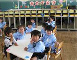 わかば幼稚園(山梨県中央市)の様子