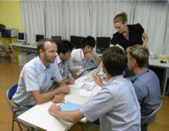 関西インターナショナルスクール 東大阪校(大阪府東大阪市)の様子