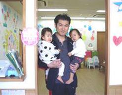 スクルドエンジェル保育室(愛知県名古屋市北区)の様子