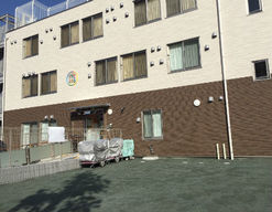 花月園前ここわ保育園(神奈川県横浜市鶴見区)の様子