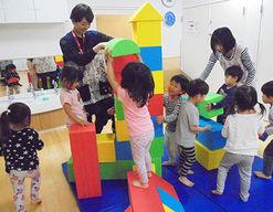 塚田ここわ保育園(千葉県船橋市)の様子