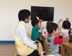 親愛与野駅前保育室(埼玉県さいたま市中央区)の様子
