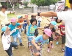 武庫川乳児保育所(兵庫県尼崎市)の様子