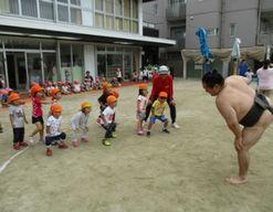 みなみ保育園(愛知県名古屋市南区)の様子