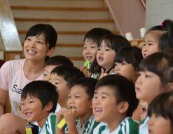 たんぽぽ学園(大阪府茨木市)先輩からの一言
