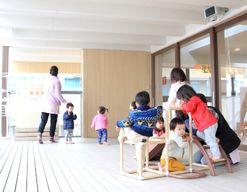 明愛保育園(東京都杉並区)の様子