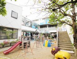 やまびこ保育園(熊本県熊本市東区)の様子