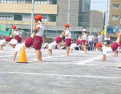 辰巳幼児園(愛知県名古屋市港区)の様子
