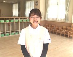 小学館アカデミーりょくえんとし保育園(神奈川県横浜市泉区)先輩からの一言