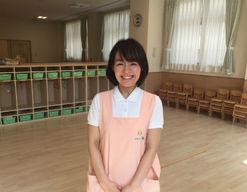 小学館アカデミーなかやま保育園(神奈川県横浜市緑区)先輩からの一言