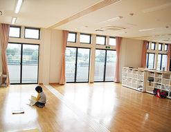 湘南鎌倉総合病院なかよし保育園(神奈川県鎌倉市)の様子