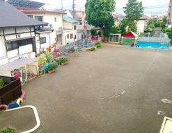 東覚院千歳幼稚園(東京都世田谷区)の様子