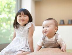 有岡乳児保育所(兵庫県伊丹市)の様子