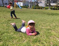 つぼみ保育園(静岡県静岡市葵区)の様子