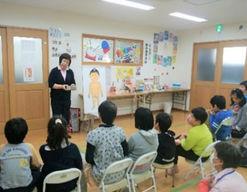 児童デイサービスのぞみ上甲子園(兵庫県西宮市)の様子