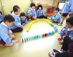 認定こども園リズム幼稚園(熊本県合志市)の様子