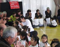 児童養護施設アメニティホーム光都学園(兵庫県たつの市)の様子
