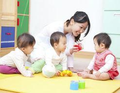 吉田乳児保育園(新潟県新潟市西区)の様子